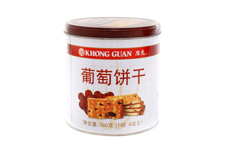 Raisin Tin 560g