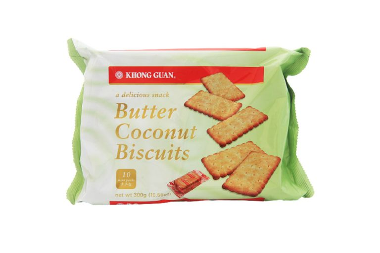 Butter Coconut 300g