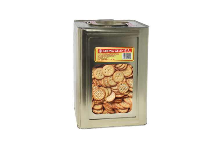 Cheese Crackers 3Kg
