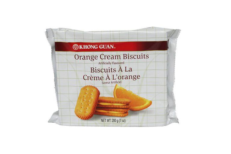 Orange Cream 200g