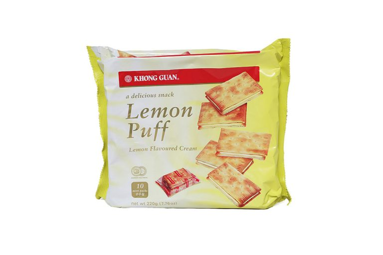 Lemon Puff 220g