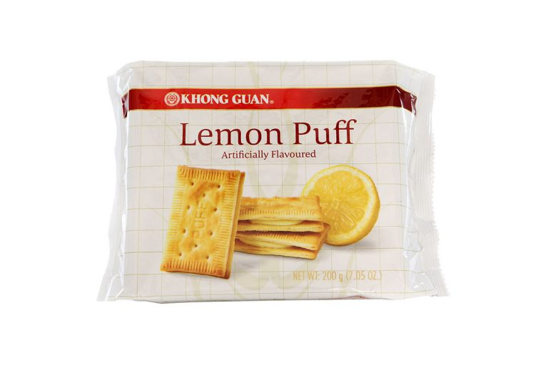 Lemon Puff 200g