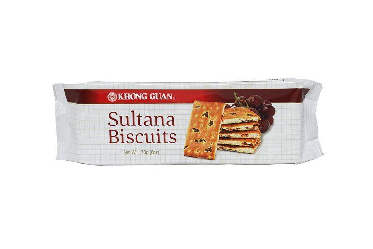 Sultana 170g