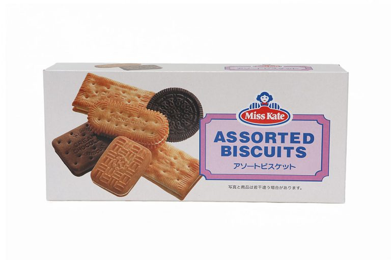 Miss Kate Assorted Biscuits