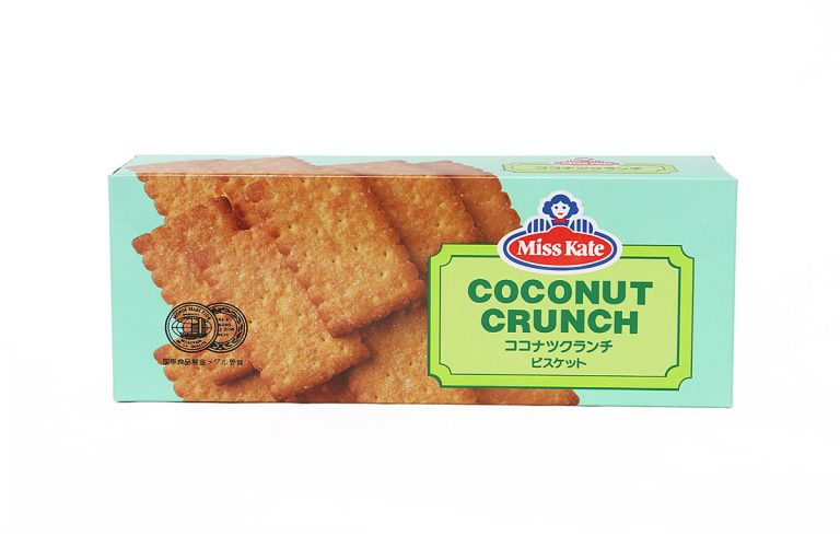 Miss Kate Coconut Crunch