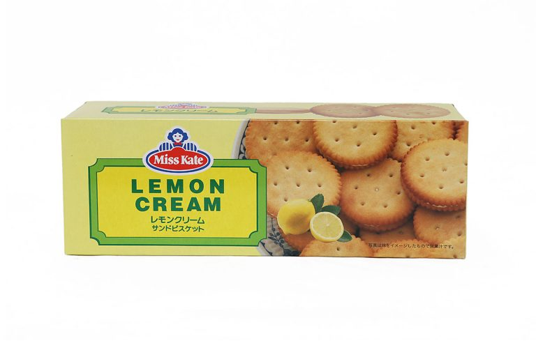 Miss Kate Lemon Cream