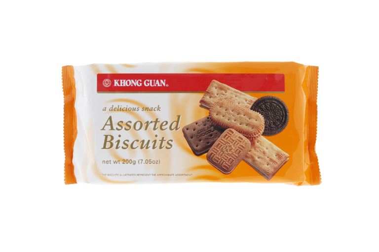 Assorted Biscuits 200g