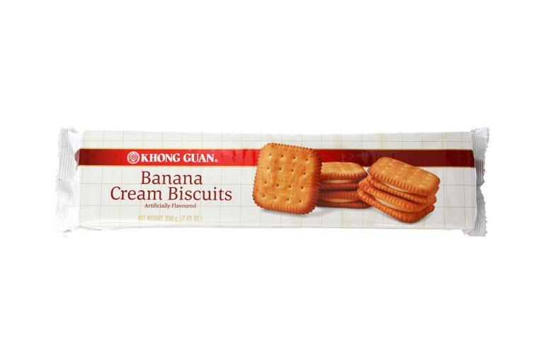 Banana Cream 200g