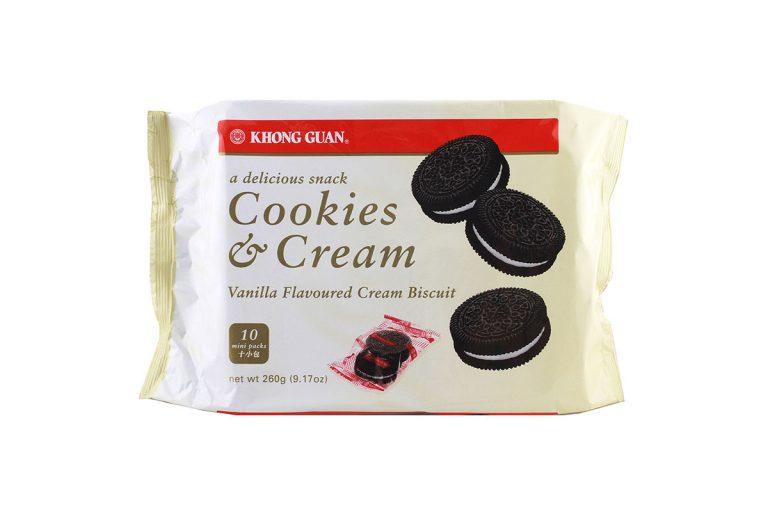 Cookies & Cream 260g