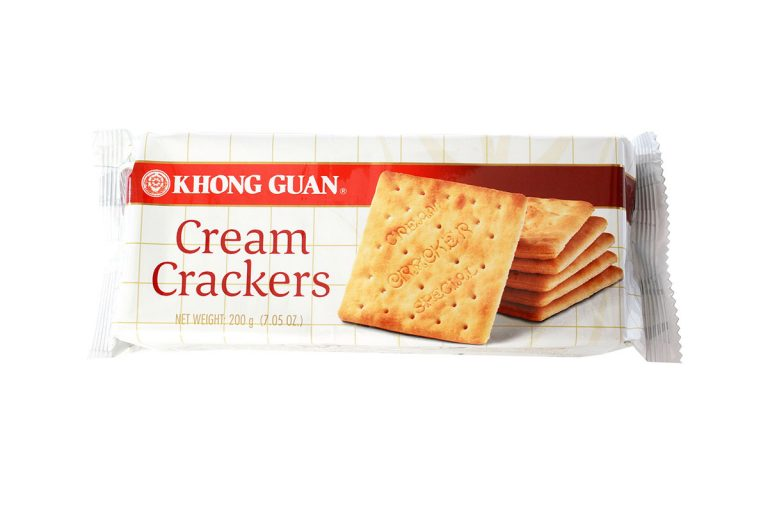 Cream Crackers 200g