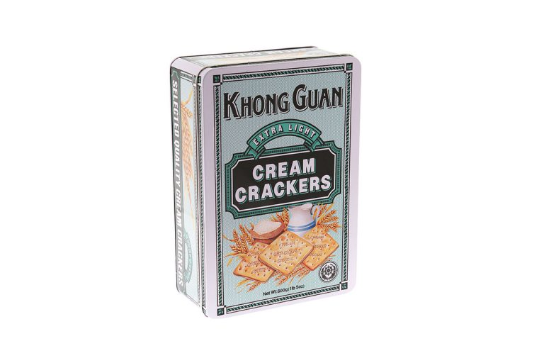 Cream Crackers 600g