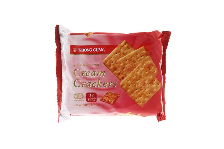 Cream Crackers 300g