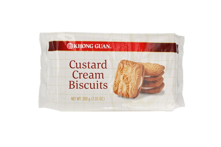 Custard Cream 200g