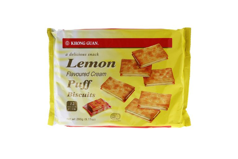 Lemon Puff 260g
