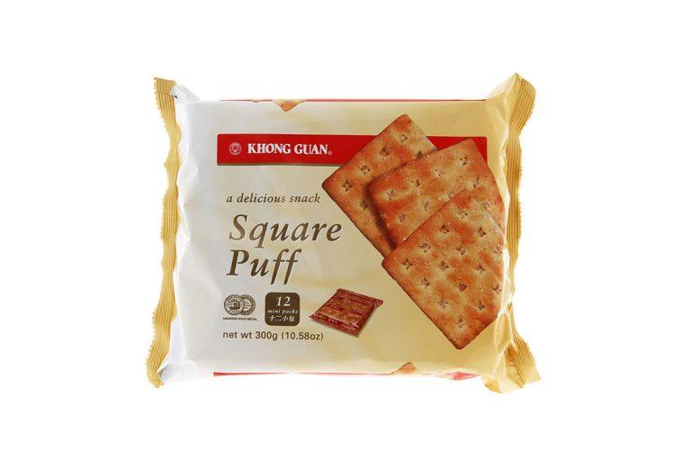 Square Puff 300g